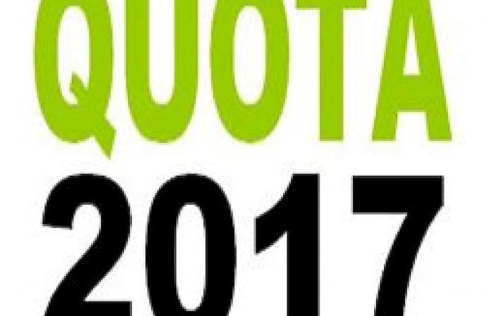 Quota Annuale 2017: Avviso per gli iscritti.