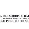 AVVISO PUBBLICO DI SELEZIONE PER ASSUNZIONI  A  TEMPO DETERMINATO. CASA DEL SORRISO – BADIA POLESINE. scadenza venerdì 16 giugno 2017 ore 12.00.