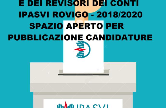 Spazio per candidati, liste o gruppi