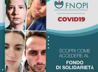 C.S. 11/01/2021 – Come accedere al Fondo di solidarietà #NoiConGliInfermieri.