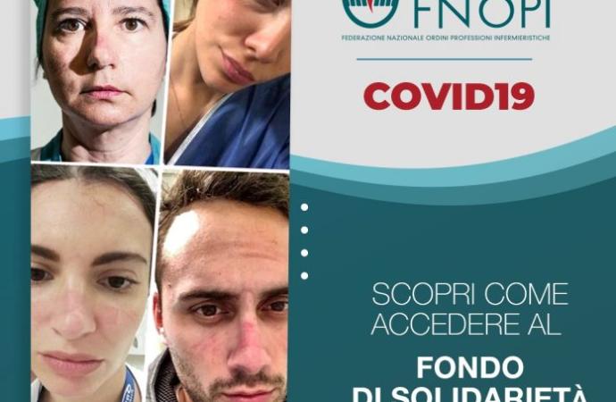 Al via le richieste di contributi al  Fondo di solidarietà #NoiConGliInfermieri. CS OPI Rovigo 24/04/2020