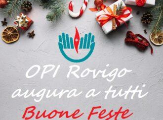 OPI Rovigo augura a tutti Buone Feste e un sereno Natale